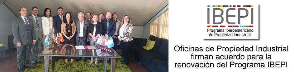 Oficinas de propiedad industrial firman acuerdo para la for Programa para disenar oficinas