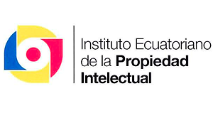 Logo del Instituto Ecuatoriano de Propieded Intelectual (IEPI)